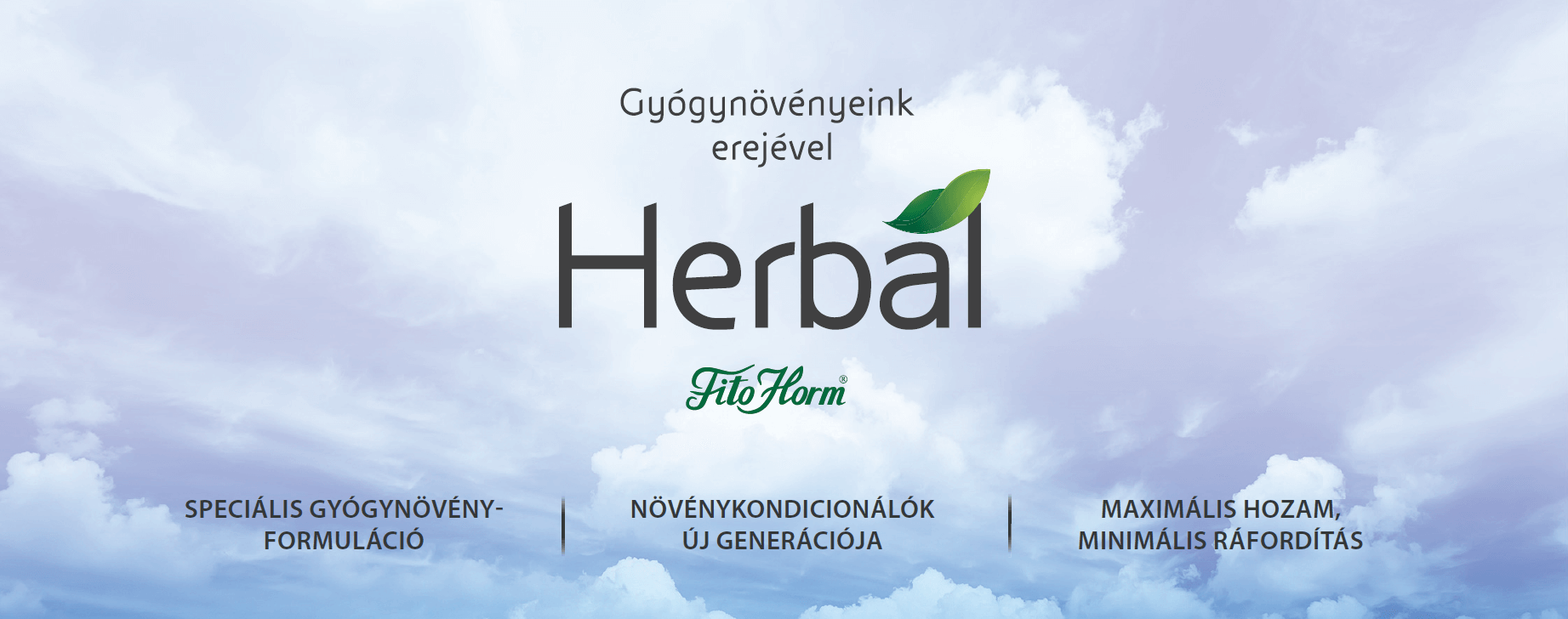 FitoHorm Herbal gyógynövény erejével