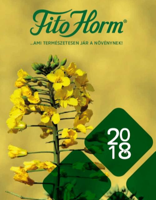 FitoHorm katalógus 2018